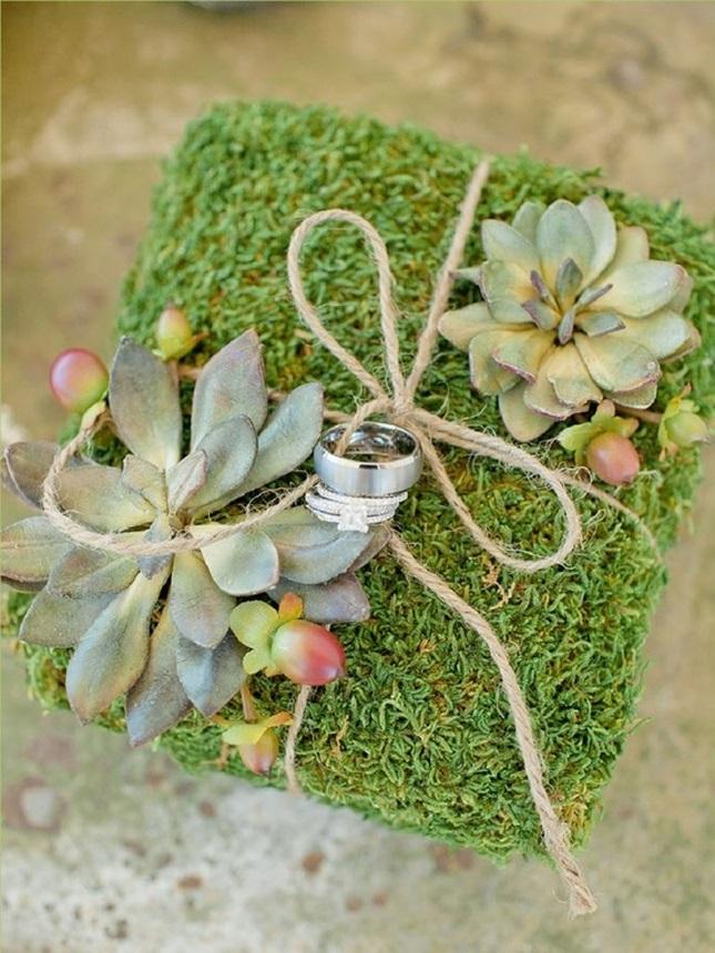 porta aliança_suculentas_casamento_casamento em buzios_blog1