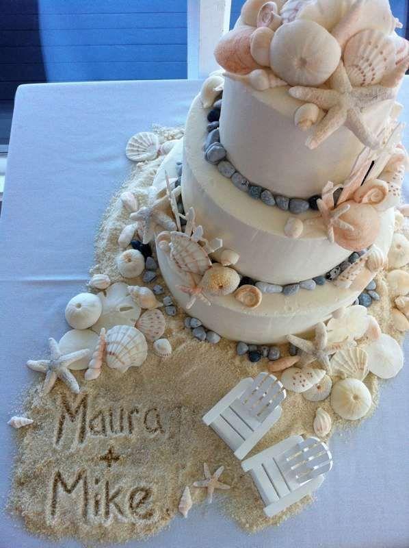 Bolos com tema praiano bolobolo de casamentopraiacasamento na praiablog4 junglespirit Images