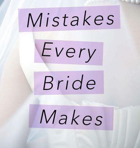 Erros que toda noiva comete_Blog Casamento em Búzios