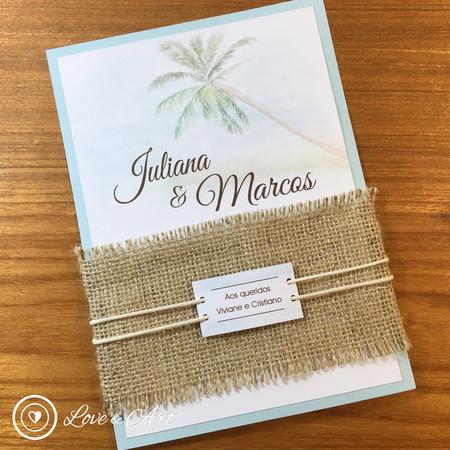 Inspiração de convites para casamentos na praia_Love & Art_foto5