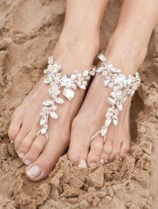 d62b690cff Barefoot Sandals casamento em búzios blog casamento na praia noiva o que  calçar.1